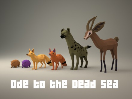 Ode to the Dead Sea (VR)